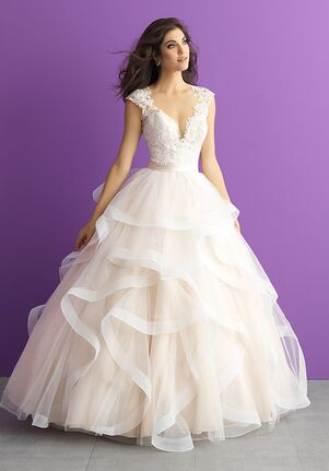 Allure Romance 3017 Ball Gown Wedding Dress