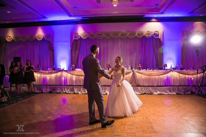 Secor building toledo wedding