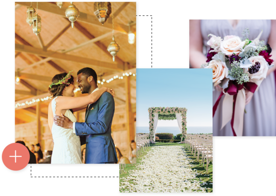 Define Your Wedding Style by The Knot
