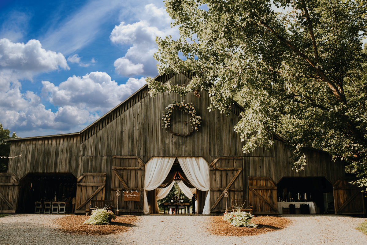 The Barn at Cedar Grove - Unveil