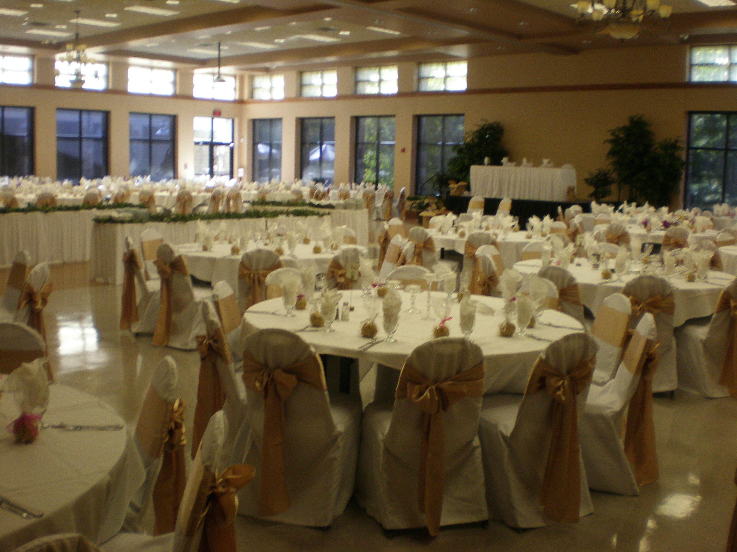 Stone Creek Banquet Hall - Unveil