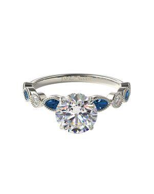 James Allen Unique Princess, Asscher, Cushion, Emerald, Radiant, Round, Oval Cut Engagement Ring