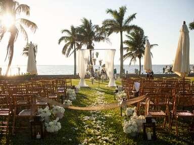 Find Your Ideal Wedding Venue in This Under-the-Radar Coastal Florida Locale