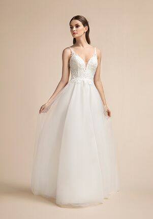 Moonlight Tango T911 A-Line Wedding Dress
