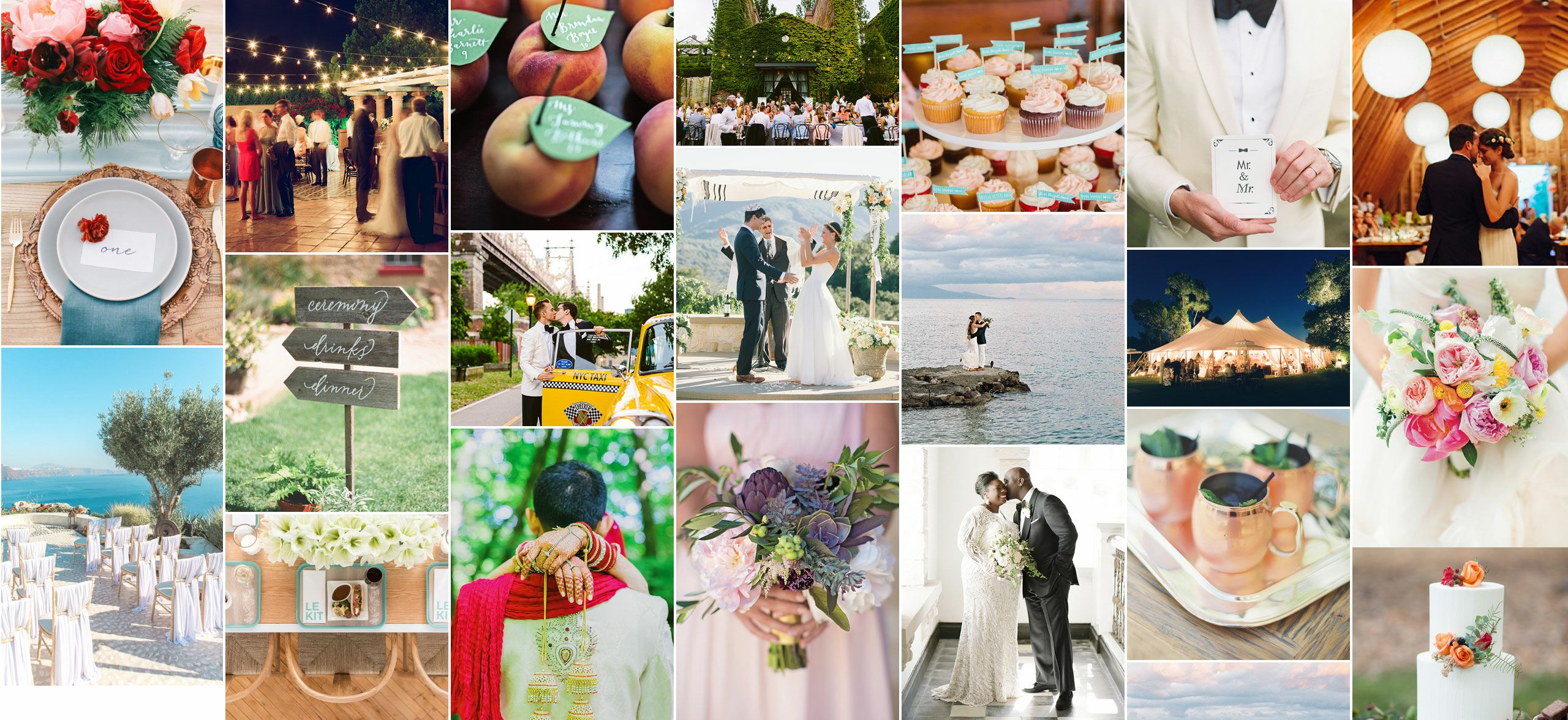 The Knot Wedding Vision