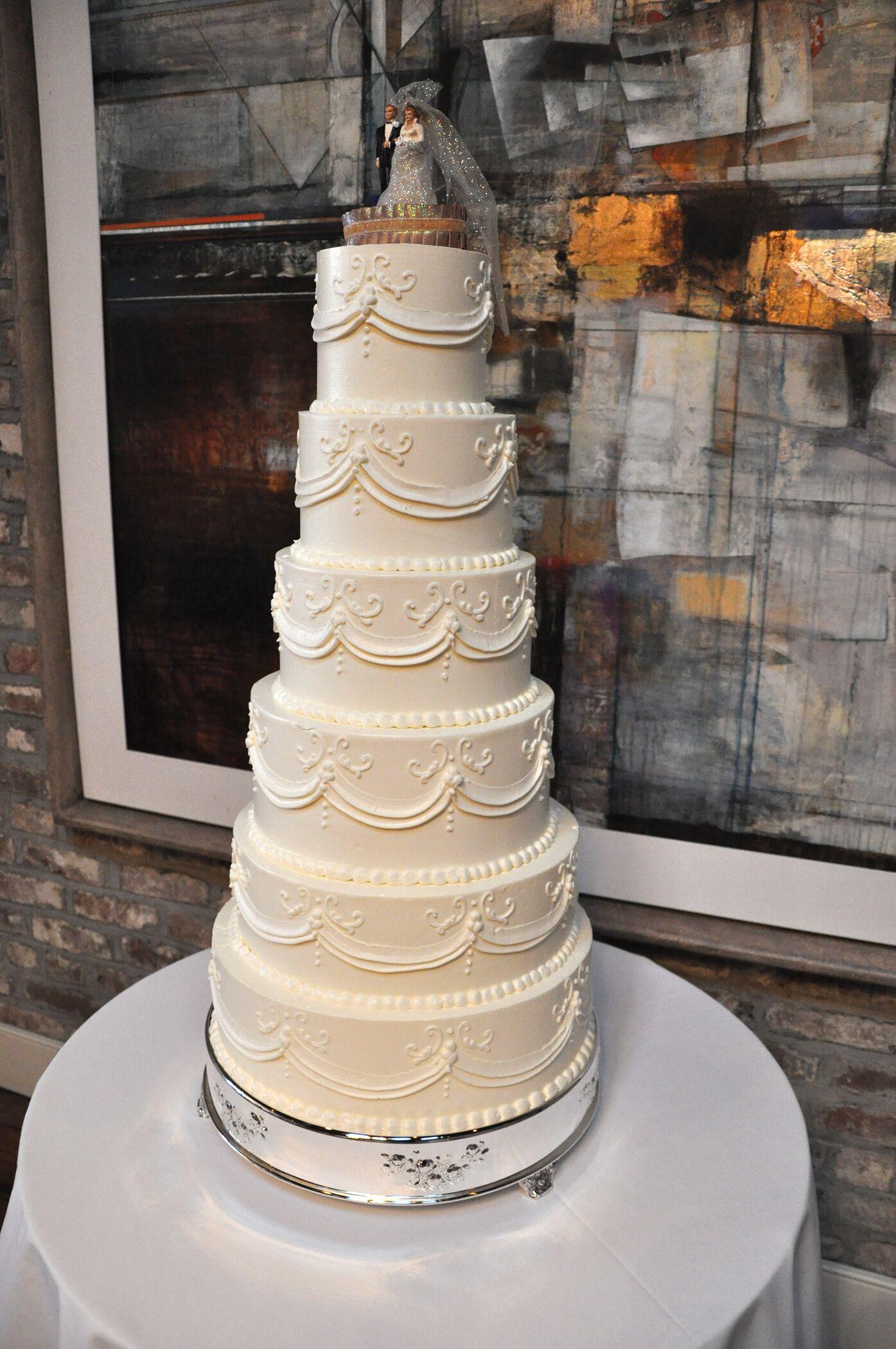 Charleston Bakeries Wedding Cakes