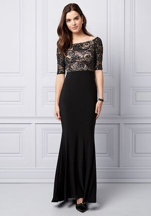 LE CHÂTEAU Wedding Boutique Mother of the Bride Dresses AURELIA_360929_010 Black Mother Of The Bride Dress