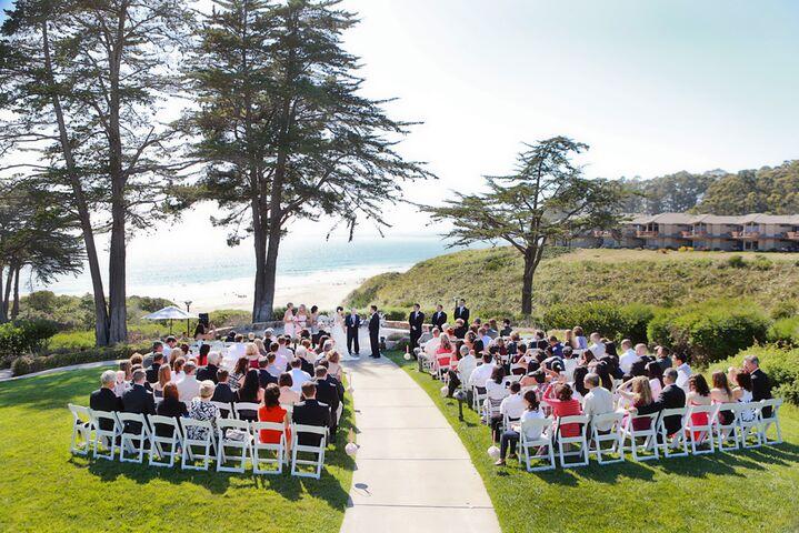 Wedding Invitations Fresno Ca: Seascape Beach Resort On Monterey Bay