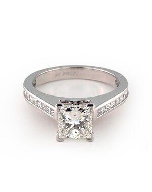 James Allen Classic Princess, Asscher, Cushion, Emerald, Radiant, Round, Oval Cut Engagement Ring