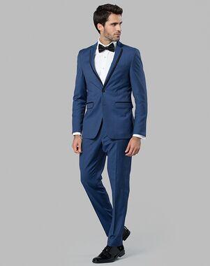 Menguin The Shanghai Blue Tuxedo