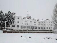 Stanley Hotel in Estes Park, Coloardo The Shining Hotel