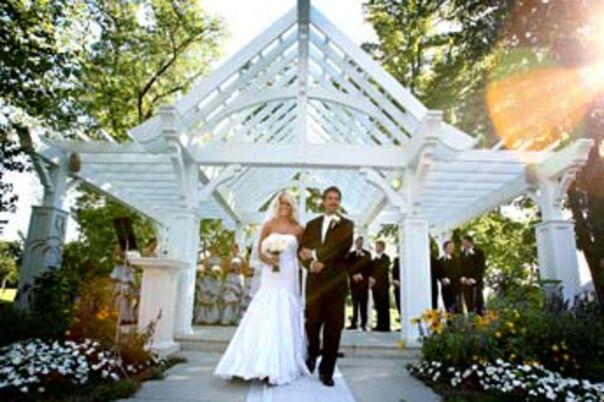 Marriott southwest wedding