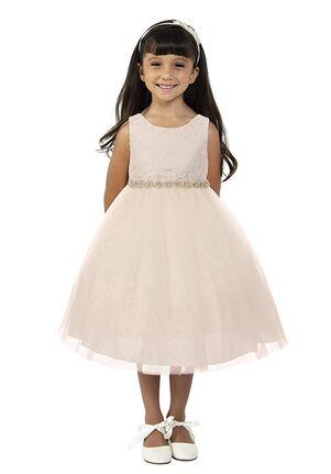 Kid's Dream 456 Ivory Flower Girl Dress