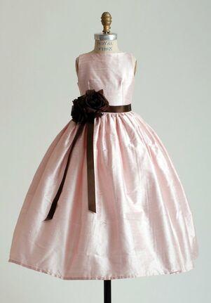 Elizabeth St. John Children Sabrina Flower Girl Dress
