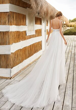 Aire Barcelona VELKAN Sheath Wedding Dress