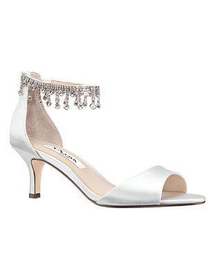 Nina Bridal Chianne_White White Shoe