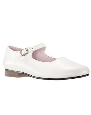 Nina Bridal Bonnet_Bone Black, White Shoe