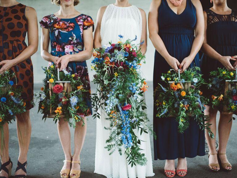 Ideas for an alternative wedding theme