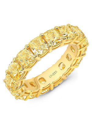 Uneek Fine Jewelry ETCUFY900 Gold Wedding Ring
