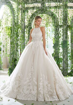 AF Couture: A Division of Morilee by Madeline Gardner Primavera Ball Gown Wedding Dress