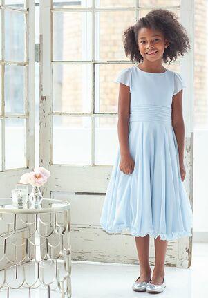 La Petite by Hayley Paige 5927-Piper Black Flower Girl Dress