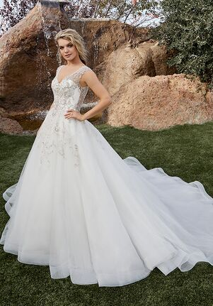 Casablanca Bridal 2434 Johanna A-Line Wedding Dress