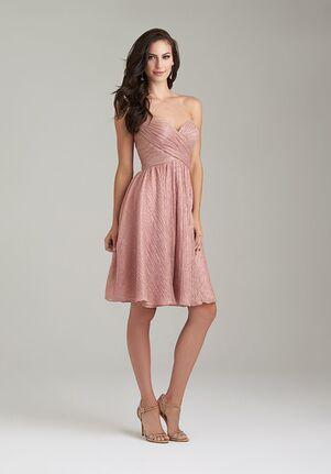 Allure Bridesmaids 1473 Sweetheart Bridesmaid Dress