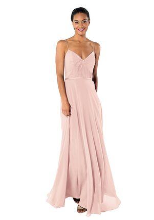 Brideside Brideside Cher in Blush Sweetheart Bridesmaid Dress