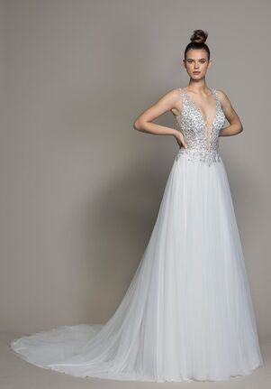 LOVE by Pnina Tornai for Kleinfeld 14743 Wedding Dress