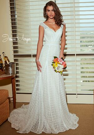 Jessica Morgan BLISS, J1971 A-Line Wedding Dress