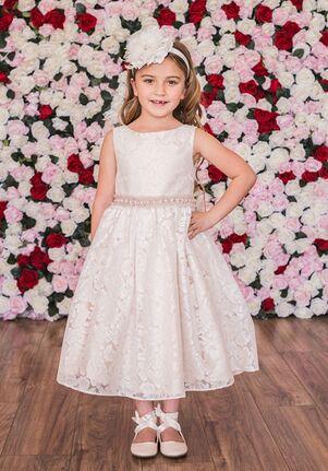 Kid's Dream 490 Ivory Flower Girl Dress