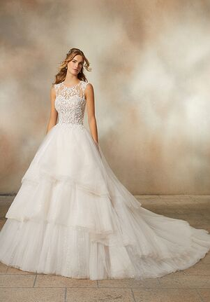Morilee by Madeline Gardner Phoenix A Ball Gown Wedding Dress