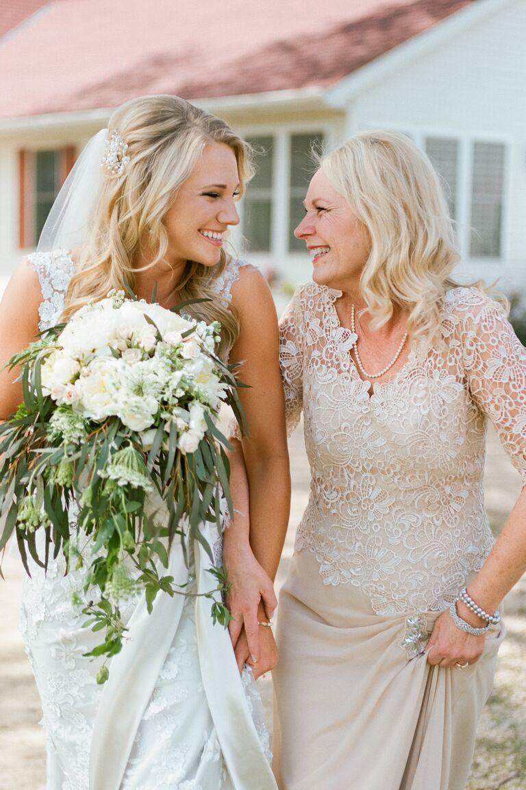 Что одеть маме на свадьбу дочери - советы по выбору фасона, модели 67
