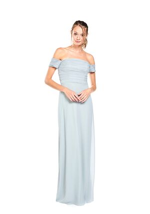 Khloe Jaymes DALLAS V-Neck Bridesmaid Dress