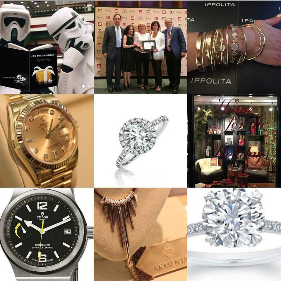 Lux bond and green west hartford west hartford ct for Jewelry stores in ct