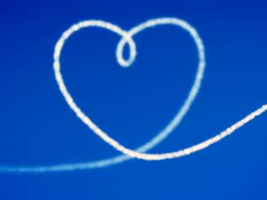 A Skywriting Proposal Takes Popping the Question to the Extreme