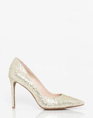 LE CHÂTEAU Wedding Boutique SHOES_341996_289 Silver Shoe