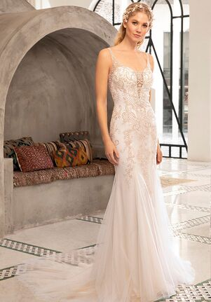 Beloved by Casablanca Bridal BL311 Teagen Mermaid Wedding Dress