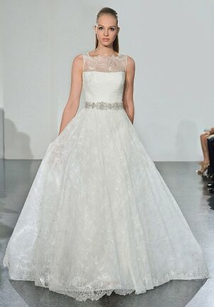 Romona Keveza Collection RK581 Ball Gown Wedding Dress