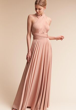 BHLDN (Mother of the Bride) Ginger Convertible Maxi Dress Red Mother Of The Bride Dress