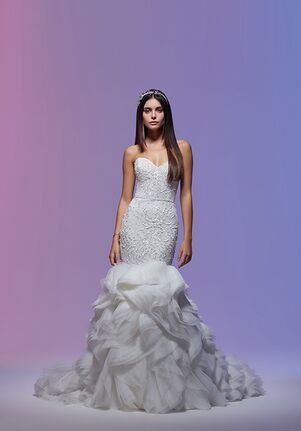 Lazaro Stephanie/32014 Mermaid Wedding Dress