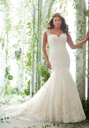 Morilee by Madeline Gardner/Julietta Phylicia Mermaid Wedding Dress