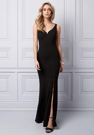 LE CHÂTEAU Wedding Boutique Bridesmaid Dresses JAYDE_362886_010 V-Neck Bridesmaid Dress