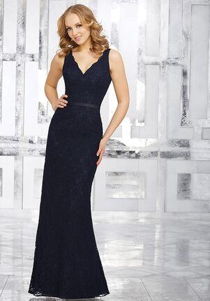 Morilee by Madeline Gardner Bridesmaids Style 21541 V-Neck Bridesmaid Dress