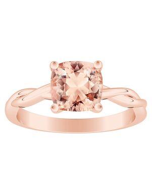 DiamondWish.com Classic Princess, Asscher, Cushion, Round, Oval Cut Engagement Ring