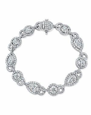 Uneek by Benjamin Javaheri LBR183 Wedding Bracelet photo