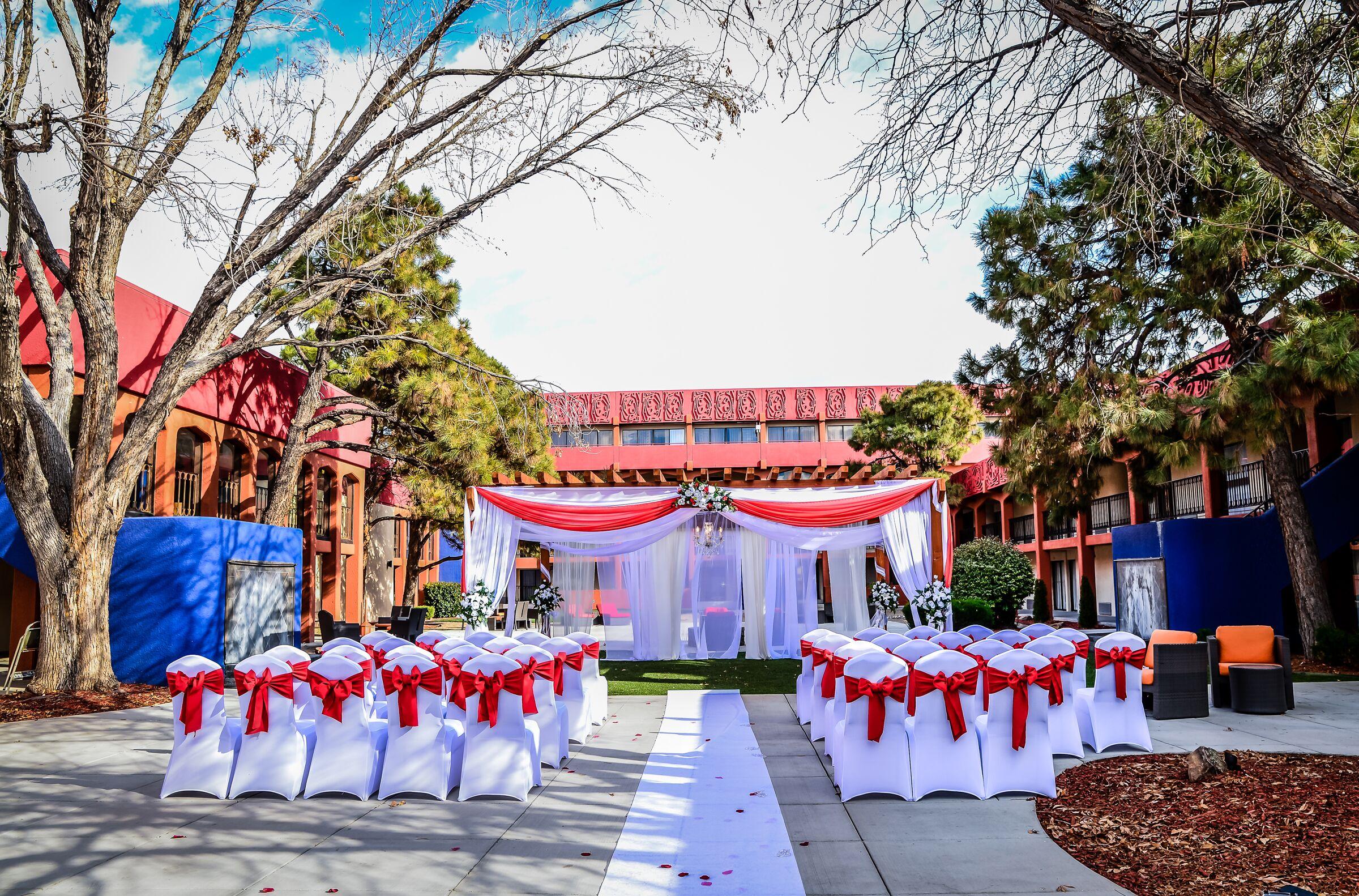 Wedding Invitations Albuquerque: Wyndham Albuquerque Hotel & Conference Center