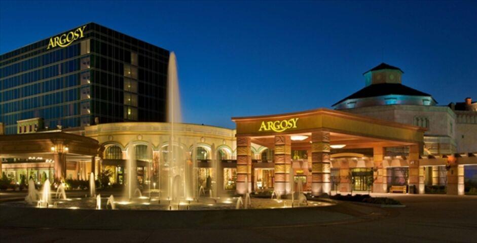 argosy casino hotel & spa riverside mo