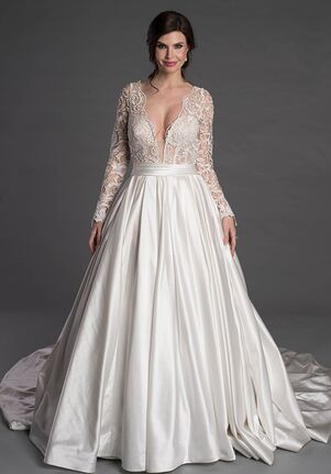 Pnina Tornai for Kleinfeld 4422 Ball Gown Wedding Dress