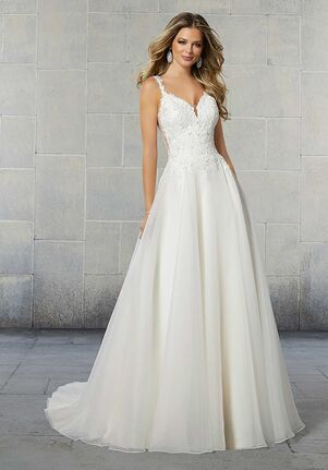Morilee by Madeline Gardner/Voyage Sybil 6926 A-Line Wedding Dress
